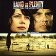 Land of Plenty (Soundtrack)