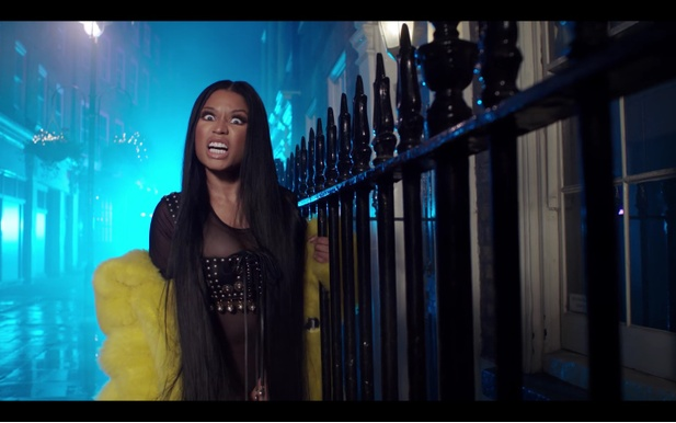 Nicki Minaj, videoklip No Fraud