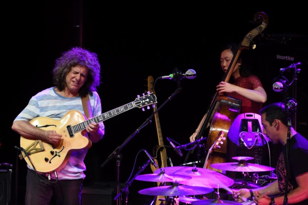 Pat Metheny na One Day Jazz Festivale, 12.5.2017