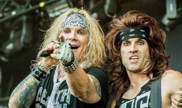 Steel Panther, Nova Rock 2017