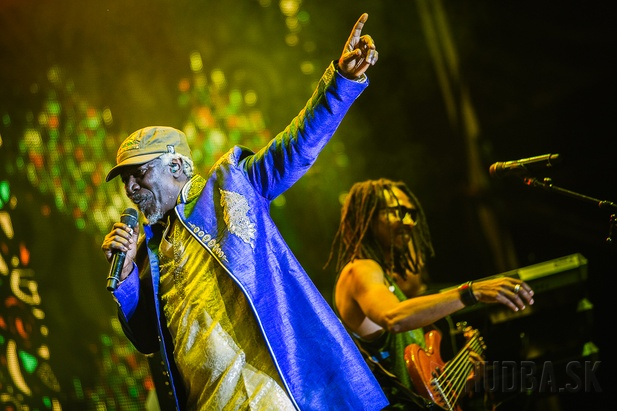 Alpha Blondy, Uprising 2017