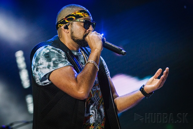 Sean Paul, Uprising 2017