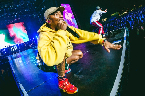 Pharrell Williams, N.E.R.D, Colours of Ostrava