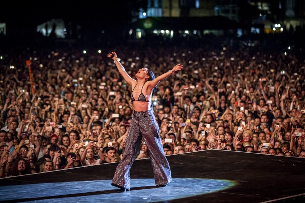Jessie J, Colours of Ostrava 2018