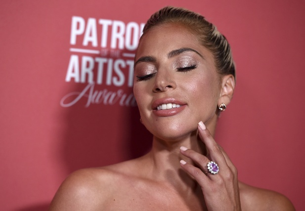 Lady Gaga, Patron of the Artists Awards 2018