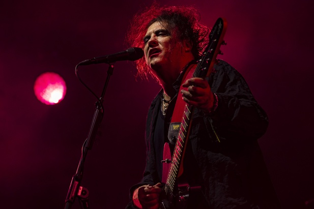 Robert Smith, The Cure, Colours of Ostava 2019