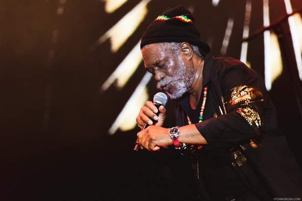 Horace Andy, Uprising 2019