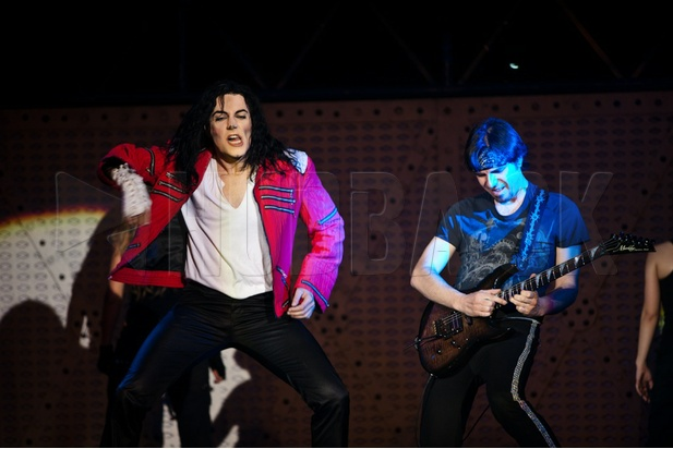 Michael Jackson - Forever King of Pop