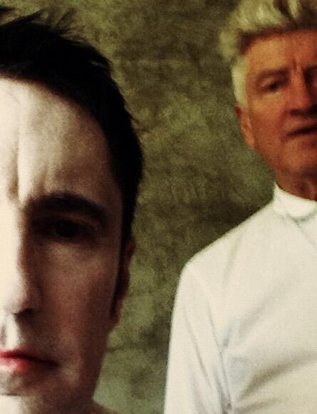 Trent Reznor a David Lynch