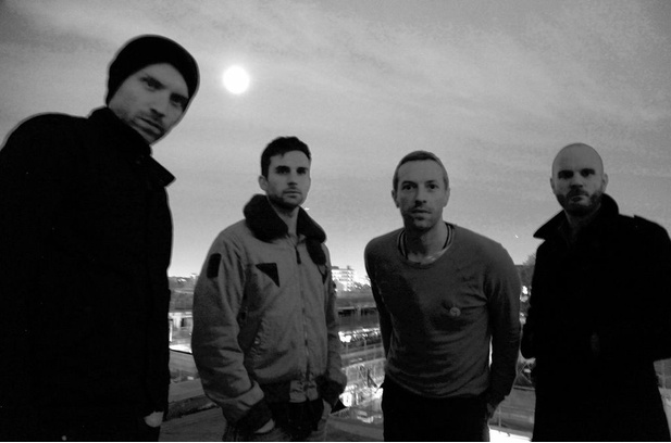 Coldplay, 2014