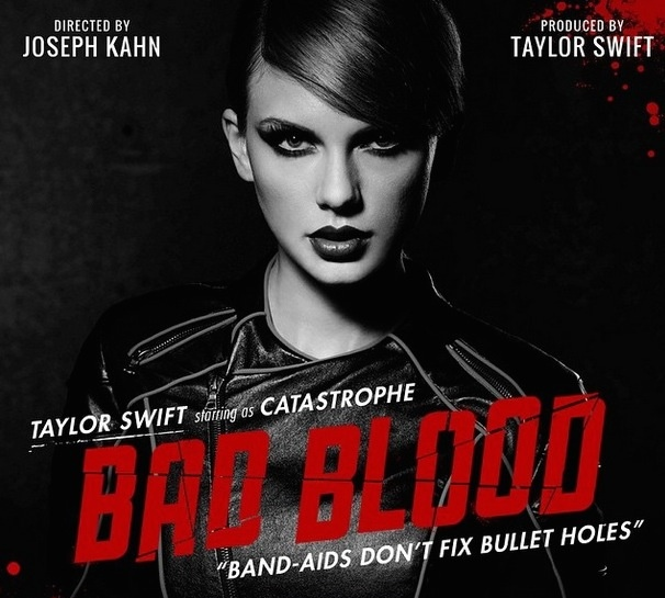 Taylor Swift, videoklip Bad Blood