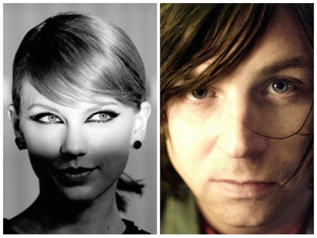 Taylor Swift a Ryan Adams