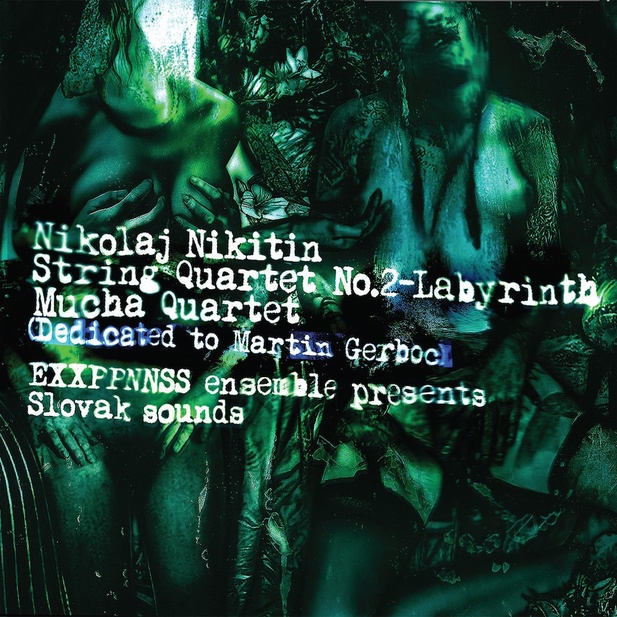 Nikitin / EXXPPNNSS ensemble - Slovak sounds