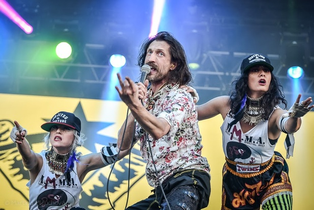 Gogol Bordello, Pohoda 2016