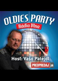 Oldies Party Rádia Vlna s Vašom Patejdlom
