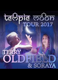 Terry Oldfield a Soraya