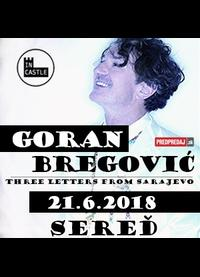 Goran Bregović Wedding and Funeral Band - In Castle (Sereď)