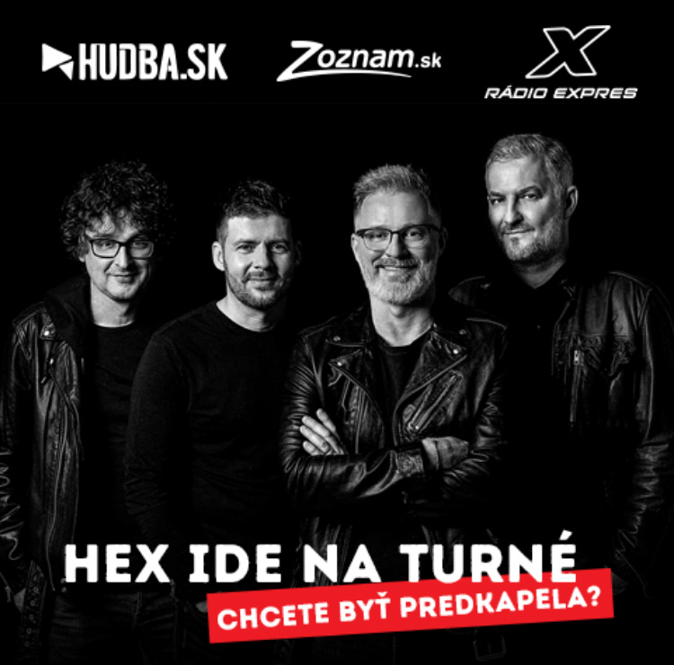 Hex ide na turné